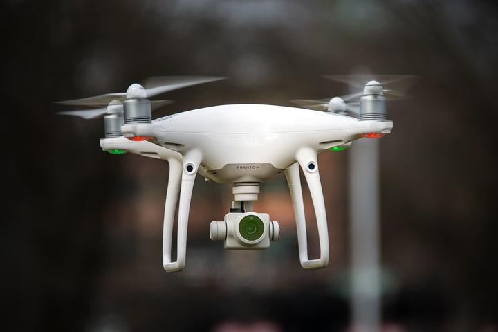 DJI Phantom 4 Pro Quadcopter Review: Our Favorite Drone | Digital ...