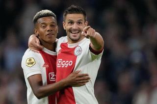 Otra goleada escandalosa: El Ajax aplastó con una paliza histórica al Cambuur y es líder