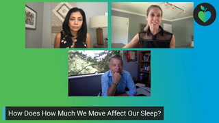 Can Moving More During the Day Improve Sleep at Night?