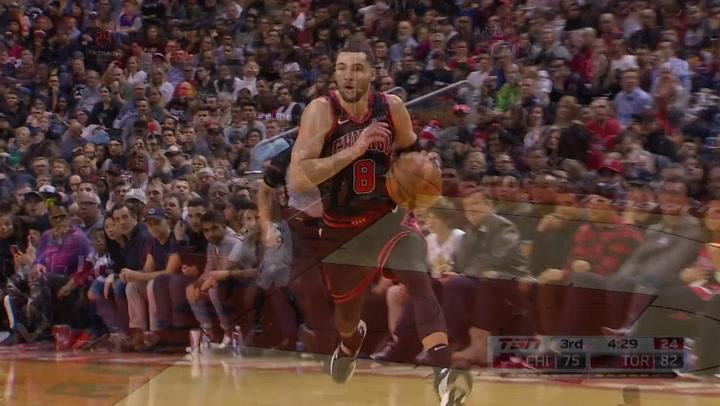 Las 5 mejores jugadas de la jornada de la NBA del 2 de enero 2020