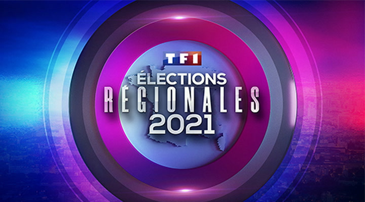 Replay Elections regionales tf1 20/06/2021 - Dimanche 20 Juin 2021