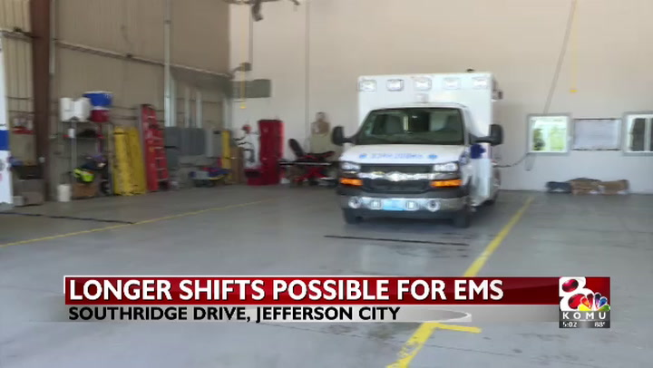Cole County EMS considers 24-hour shifts