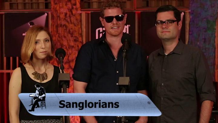 Sanglorians perform Miriam on The Jimmy Lloyd Songwriter Showcase