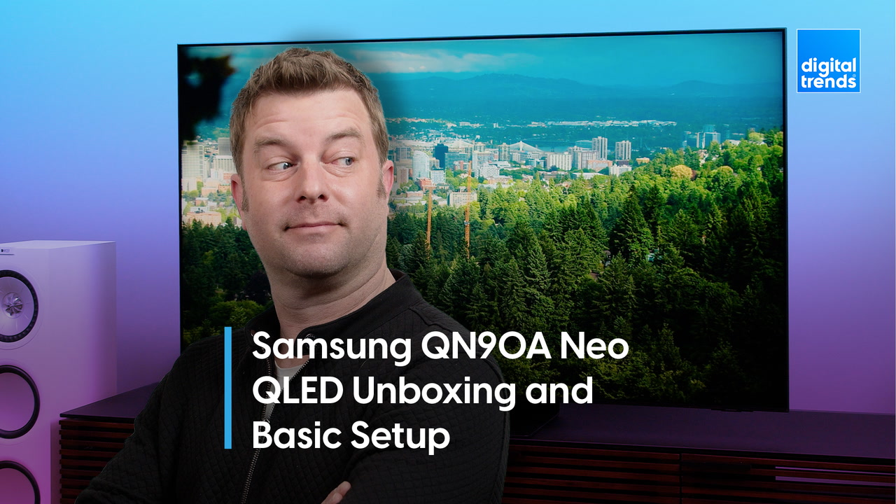 Samsung Neo QLED 4K TV Unboxing (QN65QN90A) | Do you need Neo?