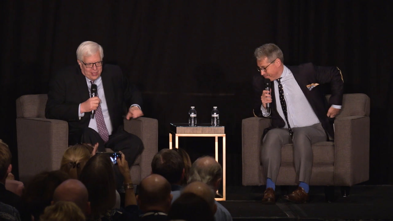 Dennis Prager and Eric Metaxas Discuss Religion