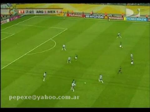 Maxi Rodríguez recordó uno de sus momentos más gloriosos con la selección