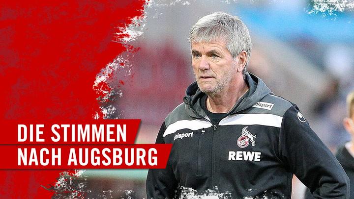 Stimmen nach Augsburg
