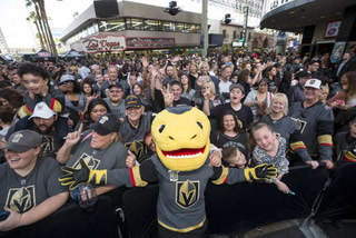 Fans understanding of Golden Knights' new autograph policy