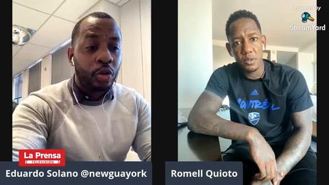 Exclusiva: Romell Quioto confiesa lo que le dijo Thierry Henry tras su expulsión