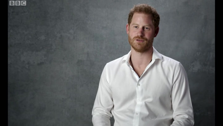 'Most adorable couple': Prince Harry praises the Queen and Philip in BBC tribute