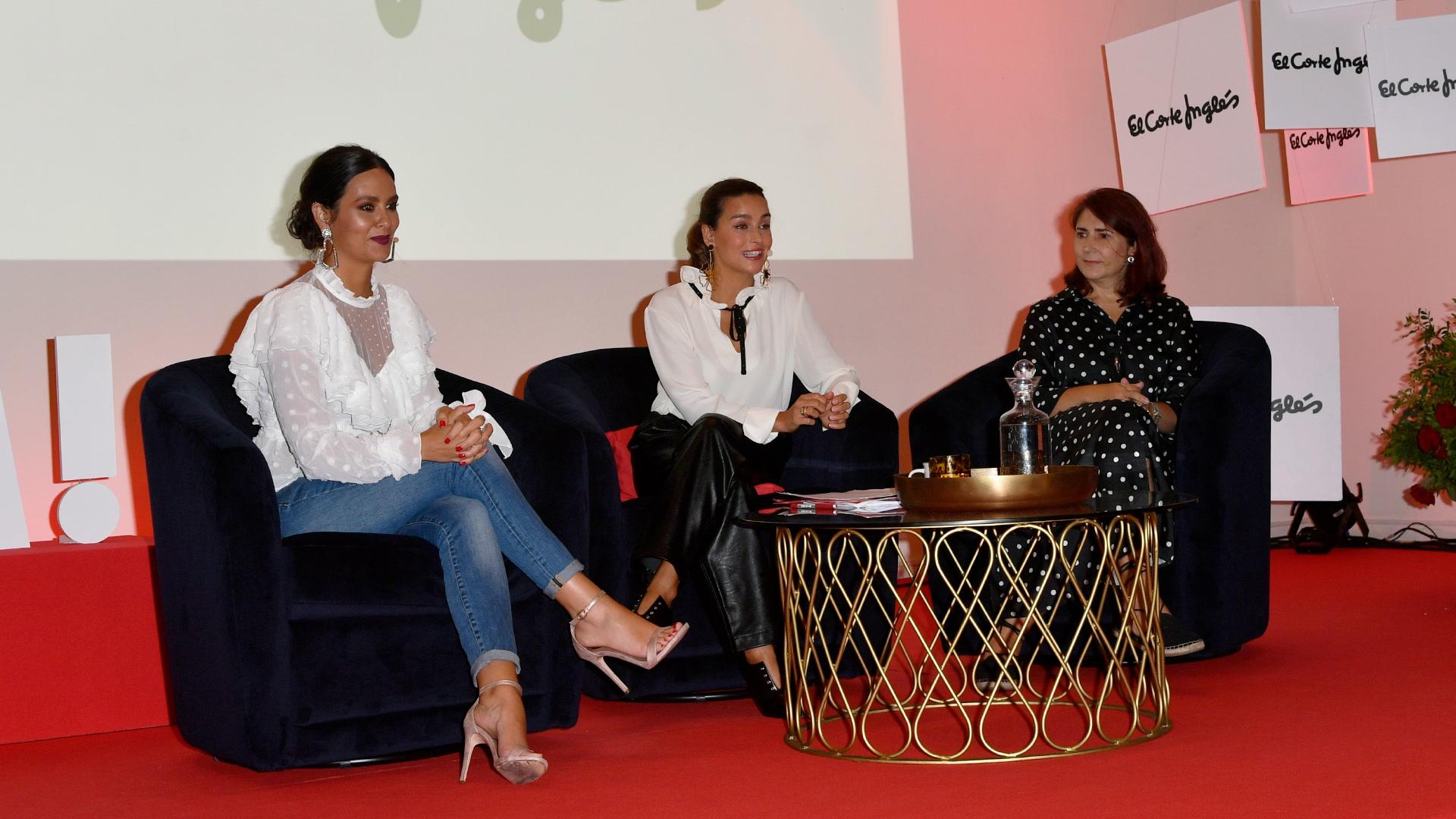 Cristina Pedroche y Carolina González hablan de redes sociales