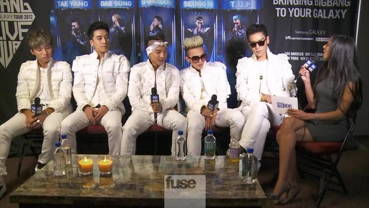 Big Bang Discusses the Rapid Spread of K Pop: #TBT