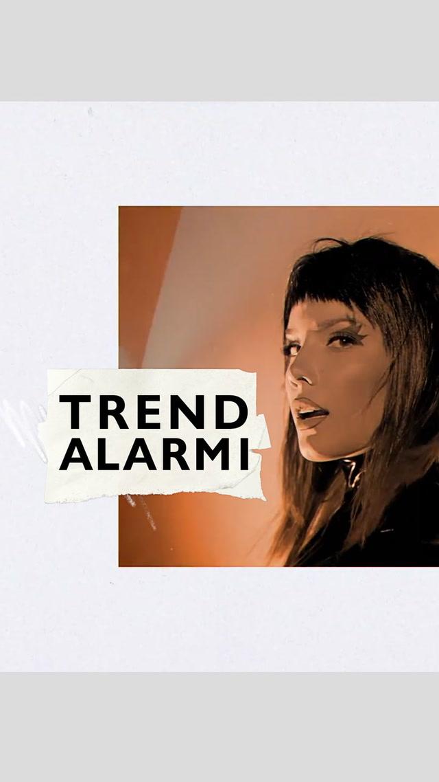 Trend Alarmı - Halsey'den Makyaj Girişimi