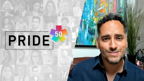 #Pride50: Jose Rolón, the handsome single dad who shows TikTok that fatherhood can be a gay old time