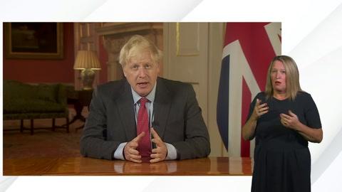 Nuevas medidas contra covid en Reino Unido
