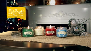 Holiday Scented Candles (Branded)