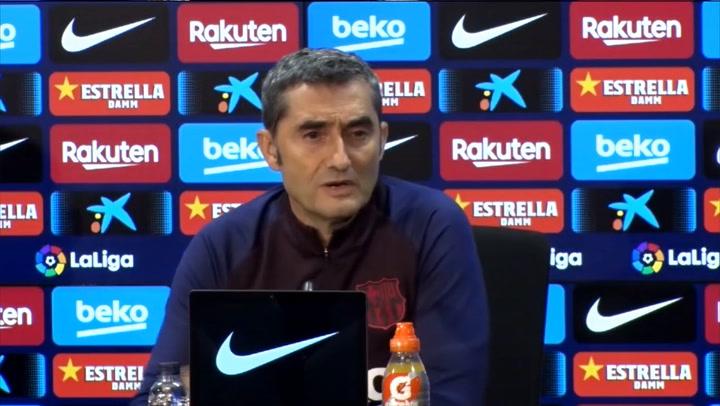 Valverde confirma que se reunió con Bartomeu