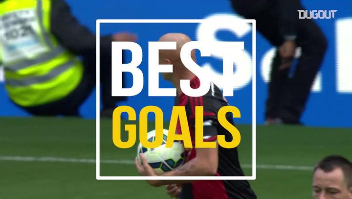 Our Top 5 Goals Vs Chelsea
