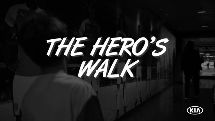 The Hero's Walk, Episode 3 | UEFA Europa League 2018-19 | Kia