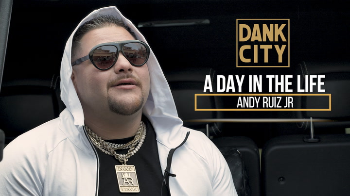 DANK CITY | A DAY IN THE LIFE | ANDY RUIZ | EP 5