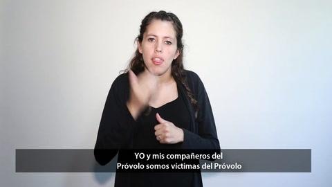 Con un video, las víctimas de Próvolo convocan a una marcha
