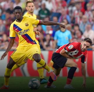 Athletic sorprende al Barcelona en el debut de La Liga con golazo de Aduriz