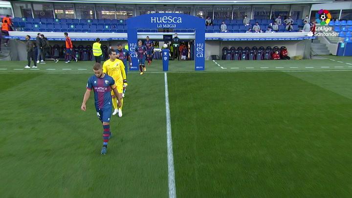 LaLiga Santander (Jornada 6): Huesca 2-2 Valladolid
