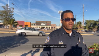 Police briefing on officer-involved shooting in Henderson – VIDEO