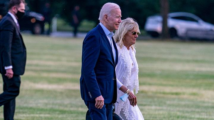 Watch live as Joe and Jill Biden address military families in Virginia