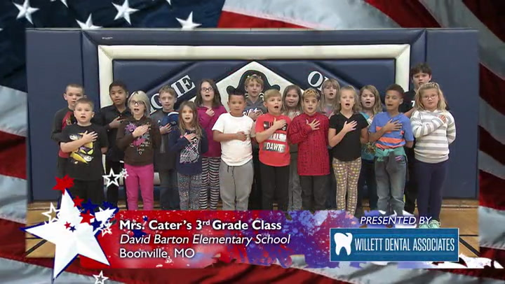 David Barton Elementary School - Mrs. Carter - 3rd Grade