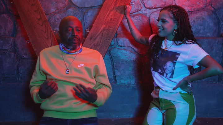"""Donnell Rawlings On His First Comedy Show & """"Ashy Larry"""""""