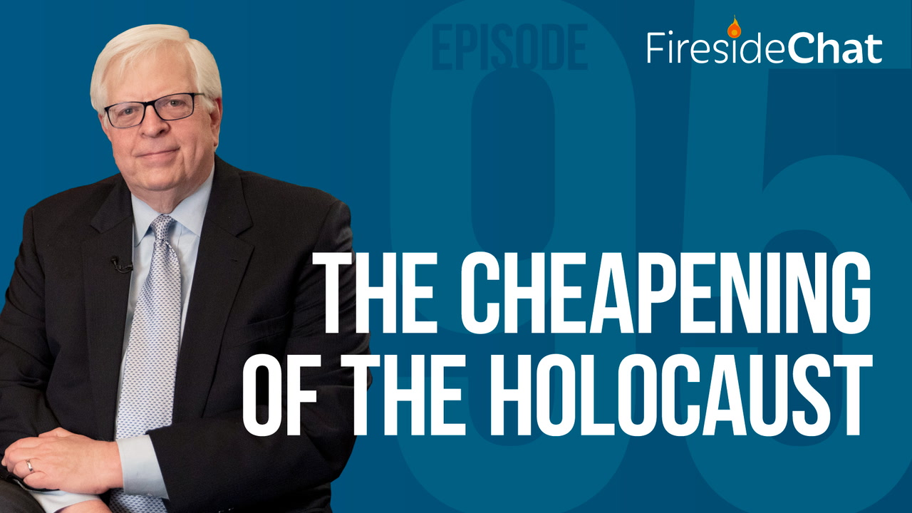 Ep. 95 - The Cheapening of the Holocaust