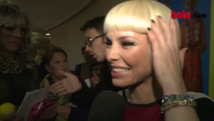 Soraya: \'De momento no hay boda con Miguel. Preferiría antes tener niños\'