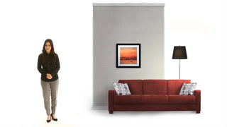LG Art Cool: A duct free split system with individual style