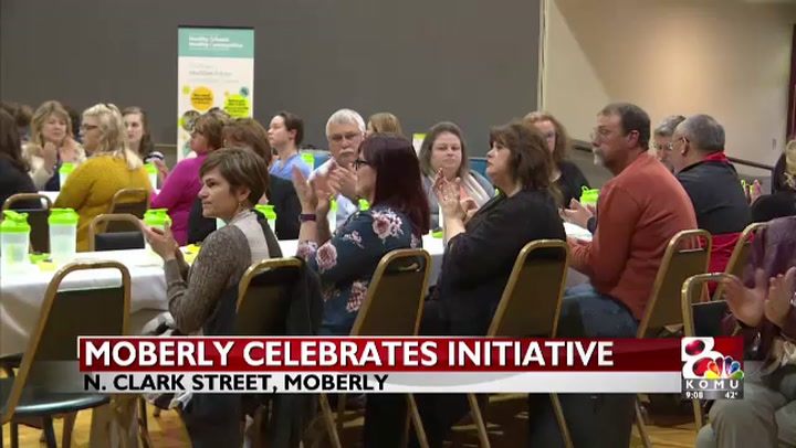 Local school districts celebrate Healthy Schools Healthy Community initiative's ending