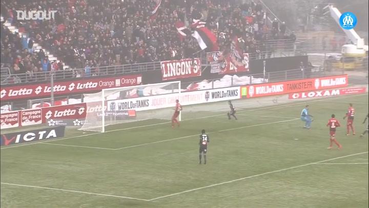 Maxime Lopez first Ligue 1 goal vs Dijon