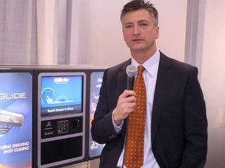 NRF 2012: Reducing shrink for high-loss items with kiosks