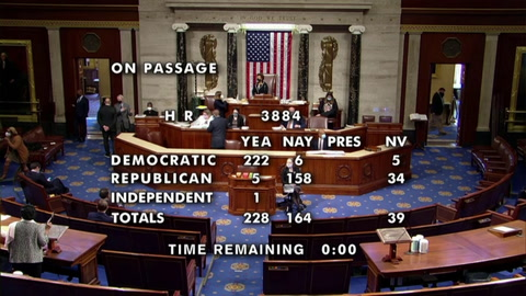 Ley histórica sobre despenalización del cannabis avanza en Congreso de EEUU