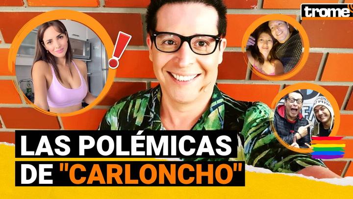 """""""CARLONCHO"""": Los momentos más polémicos del locutor"""