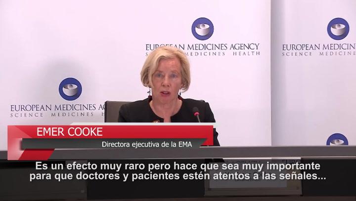 La EMA respalda la vacuna de Janssen