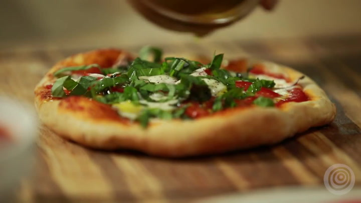 How To Cook A Pizza How To Make Awesome Pizza At Home Kitchn