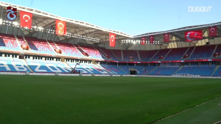 Şenol Güneş Spor Kompleksi'nde 19 Mayıs Kutlaması