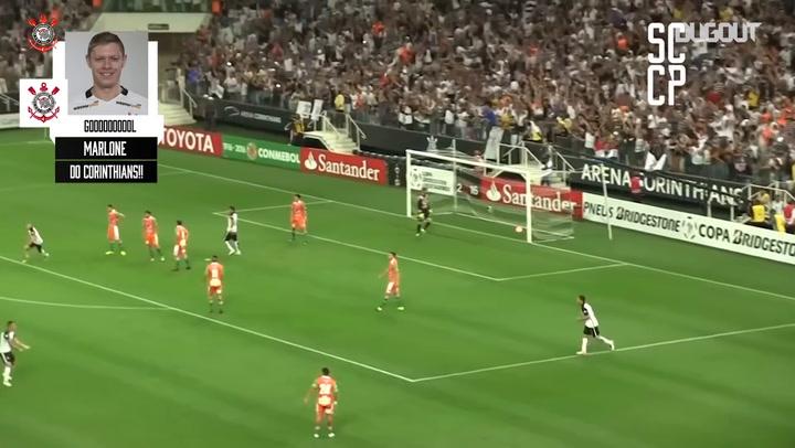 Incredible Goals: Marlone vs Cobresal