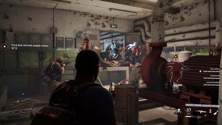 Tráiler con gameplay de World War Z