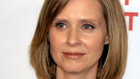 Cynthia Nixon Demands  End of 'Terrorist' ICE