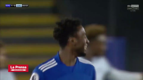 Leicester City 2-0 Chelsea (Premier League)