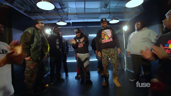 Dizaster vs. Math Hoffa - Total Slaughter Rap Battle