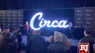Circa hotel-casino in downtown Las Vegas unveiled