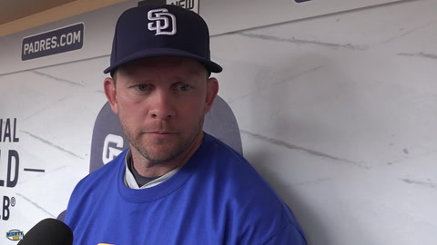 Andy Green on releasing Chase Headley