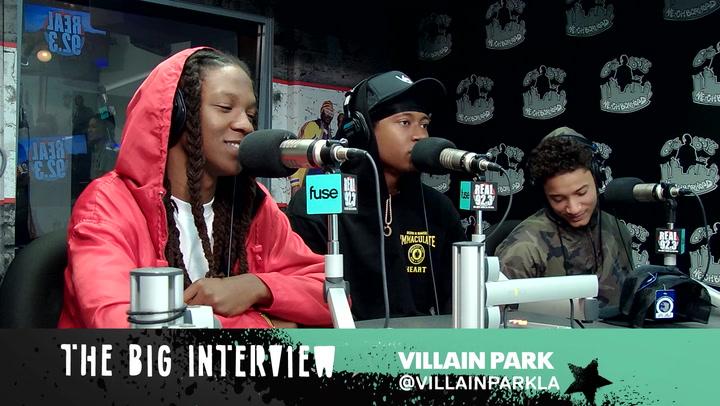 Villain Park Share Their Dream Collaboration